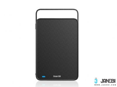 هارد اکسترنال Silicon Power Stream S06 External Hard Drive 3TB