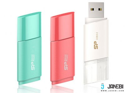 فلش مموری سیلیکون پاور Silicon Power Blaze B06 USB Flash Memory - 32GB