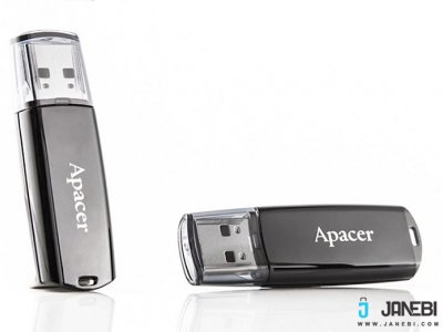 فلش مموری اپیسر Apacer AH322 USB Flash Memory - 32GB