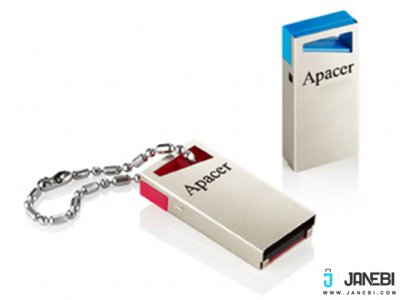 فلش مموری اپیسر Apacer AH112 USB Flash Memory 64GB