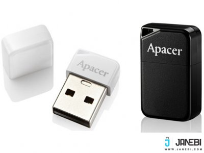 فلش مموری اپیسر Apacer AH114 USB Flash Memory - 8GB