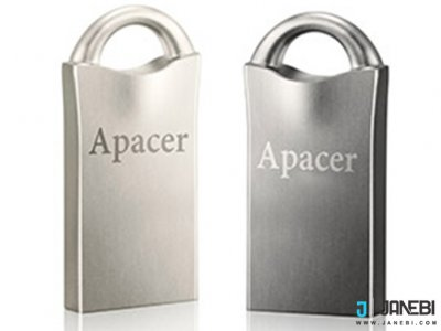 فلش مموری اپیسر Apacer AH117 USB Flash Memory - 8GB