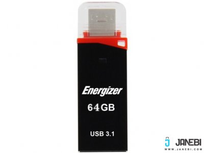 فلش مموری انرجایزر Energizer Ultimate OTG USB Flash Memory 64GB