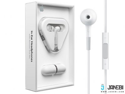 هدفون اپل Apple In-ear Headphones with Remote and Mic