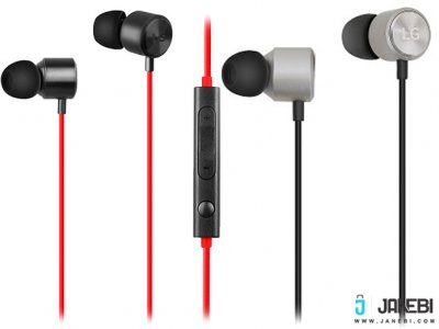 هدفون اصلی ال جی LG Quadbeat 3 In-Ear Headphones HSS-F630