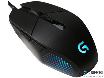 موس بازی لاجیتک Logitech G303 Daedalus Apex Performance Edition Gaming Mouse
