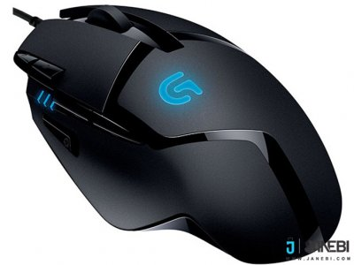 موس بازی لاجیتک Logitech G402 Hyperion Fury FPS Gaming Mouse