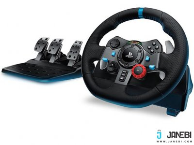 فرمان بازی لاجیتک Logitech G29 Driving Force Racing Wheel For PS4/PS3/PC