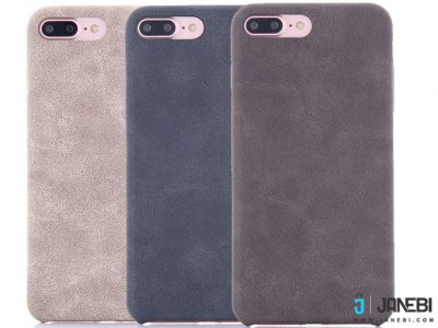 قاب چرمی یوسامز آیفون Usams Protective Shell PU leather iPhone 7 Plus/8 Plus