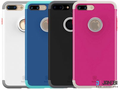 قاب محافظ آیفون Baseus Magnetic Ring Case iPhone 7 Plus