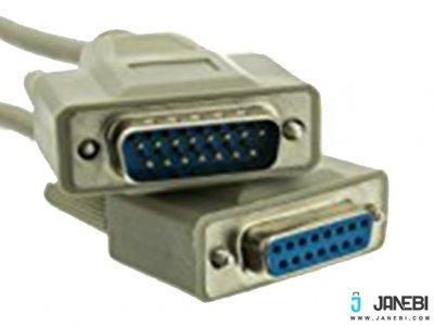 کابل مانیتور بافو مدل 2 BAFO VGA/SVGA (HD15) Monitor Cable