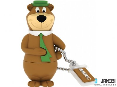 فلش مموری کداک Kodak Yogi Bear HB104 USB Flash Memory 8GB