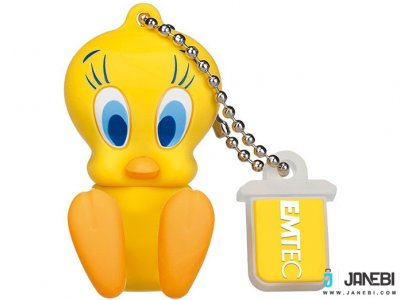 فلش مموری کداک Kodak Tweety Bird L100 USB Flash Memory 16GB