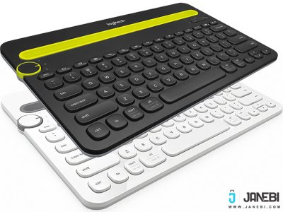 کیبورد بلوتوث لاجیتک Logitech Bluetooth Multi-Device Keyboard K480