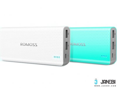 پاور بانک روموس Romoss Sense 15 PHP15 Power Bank 15000mAh