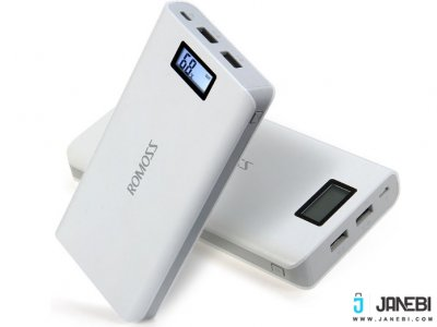 پاور بانک روموس Romoss Sense 6 Plus PH80 Power Bank 20000mAh