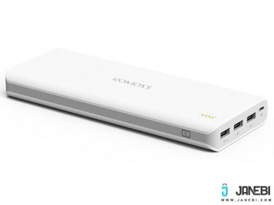 پاور بانک روموس Romoss Sense 9 PHA0 Power Bank 25000mAh