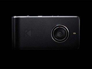 Kodak Ektra، یک گوشی هوشمند عکاسی محور، یاداور خاطرات