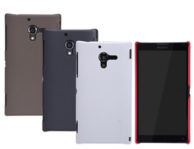 قاب محافظ نیلکین سونی Nillkin Frosted Shield Case Sony Xperia ZL