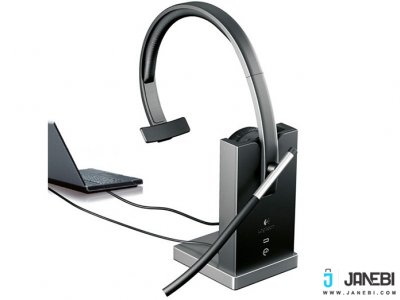 هدست مونو بی سیم لاجیتک Logitech H820e Wireless Mono Headset