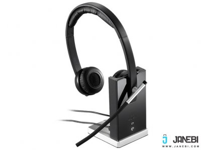 هدست بی سیم لاجیتک Logitech H820e Wireless Headset