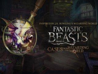 بازی فیلم Fantastic Beasts برای گوشی های هوشمند عرضه شد