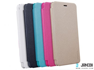 کیف نیلکین Nillkin Asus Zenfone 3 Max (ZC520TL) Sparkle Leather Case