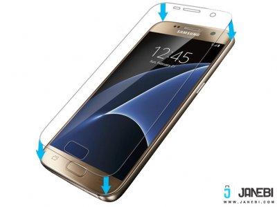 محافظ صفحه نمایش ضد ضربه Vmax Screen Shield Samsung Galaxy S7 |