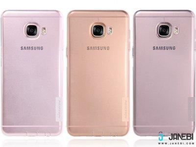 محافظ ژله ای نیلکین سامسونگ (Nillkin Nature TPU Case Samsung Galaxy C5 (C5000