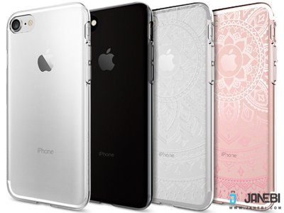 محافظ ژله ای اسپیگن آیفون Spigen Liquid Crystal Apple iPhone 7