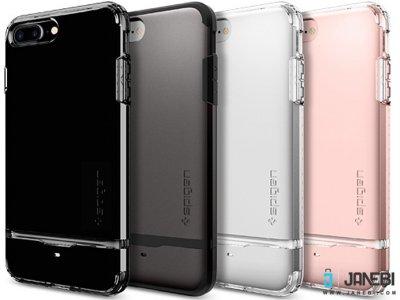 قاب محافظ اسپیگن آیفون Spigen Flip Armor Case Apple iPhone 7 Plus