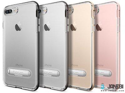 قاب محافظ اسپیگن آیفون Spigen Crystal Hybrid Case Apple iPhone 7 Plus