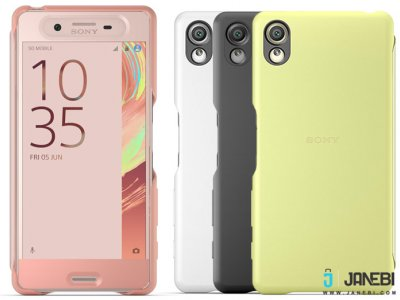 کیف اصلی هوشمند سونی Sony Style Cover Touch SCR50 For Xperia X