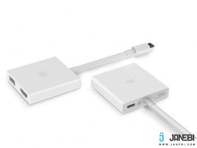 تبدیل Xiaomi USB Type-C to HDMI Multifunction Adapter