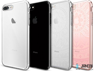 محافظ ژله ای اسپیگن آیفون Spigen Liquid Crystal Apple iPhone 7 Plus