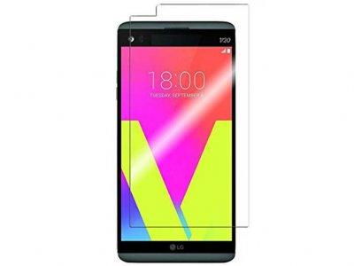 محافظ صفحه نمایش شیشه ای Glass Screen Protector LG V20