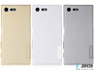 محافظ ژله ای نیلکین سونی Nillkin Nature TPU Case Sony Xperia X Compact
