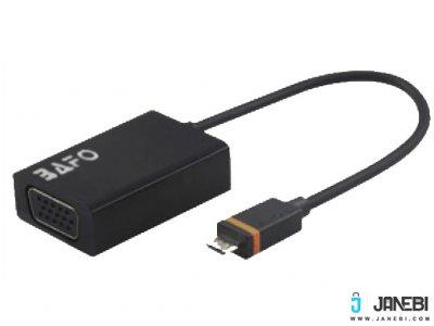 مبدل اسلیم پورت به وی جی ای بافو BAFO SlimPort to VGA Adapter BF-2642