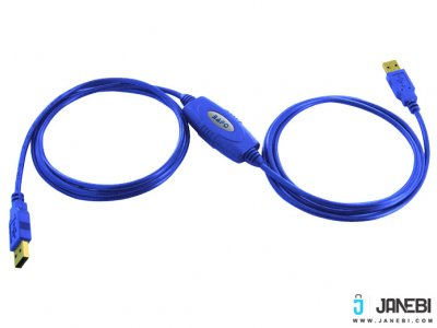 کابل یو اس بی نسخه 3.0 بافو BAFO USB 3.0 Transfer Cable BF-7330