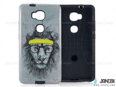 قاب محافظ گوشی هواوی طرح شیر Mobile Case Huawei Honor 5X