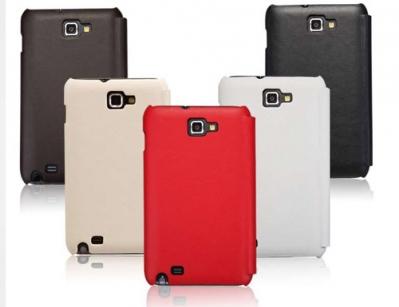 کیف چرمی نیلکین سامسونگ Nillkin Leather Case Samsung Galaxy note