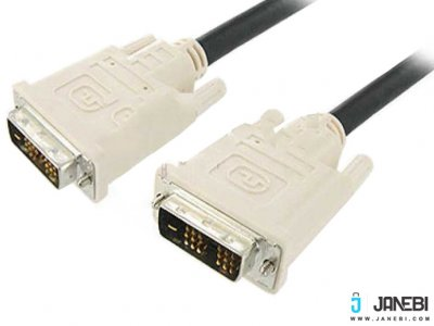 کابل دی وی آی-آی سینگل لینک بافو BAFO DVI-I 18+1 Single Link