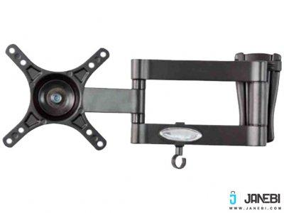 پایه دیواری متحرک مانیتور و تلویزیون LCD arm LW-330 Monitor and TV Stand