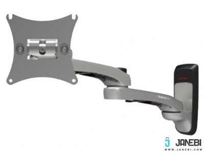 پایه دیواری متحرک مانیتور و تلویزیون LCD arm LW-594 Monitor and TV Stand