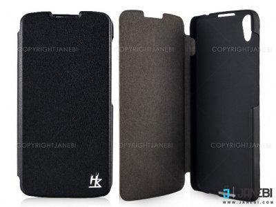 کیف چرمی بلک بری Haimen Case BlackBerry DTEK50