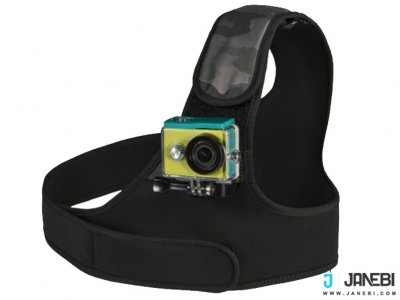 بند نصب دوربین روی قفسه سینه XiaoYi Chest Strap BGX4008RT