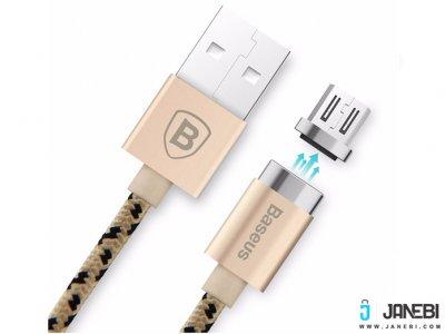 کابل شارژ و انتقال داده مغناطیسی بیسوس Baseus Insnap Series Micro USB Magnetic Cable