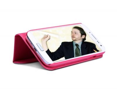 کیف چرمی مدل04 برای Samsung Galaxy S4 مارک Nillkin