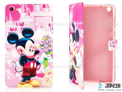 کیف تبلت ایسوس طرح میکی موس Colourful Case Asus ZenPad C 7.0 Z170MG Mickey Mouse