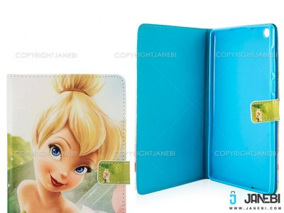 کیف تبلت ایسوس طرح تینکربل Colourful Case Asus ZenPad C 7.0 Z170MG Tinkerbell